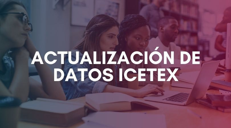 actualizacion datos icetex
