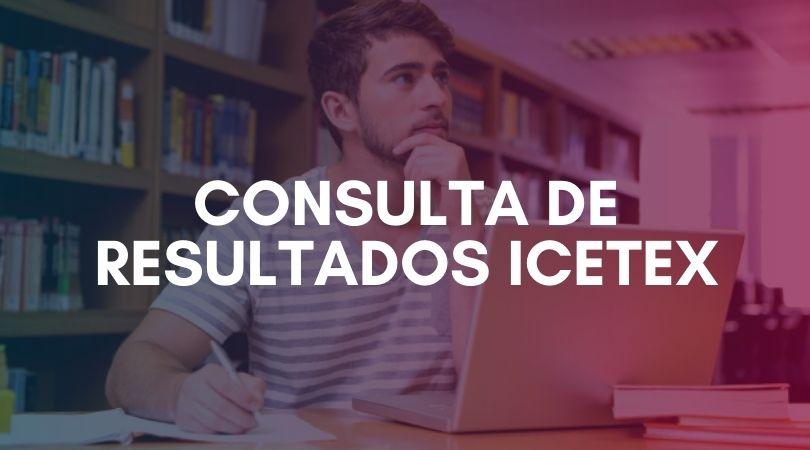 icetex consulta resultados