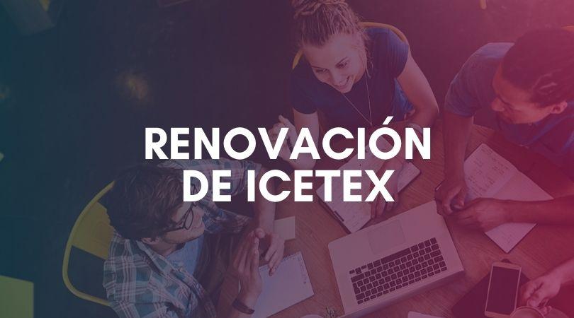 icetex renovacion